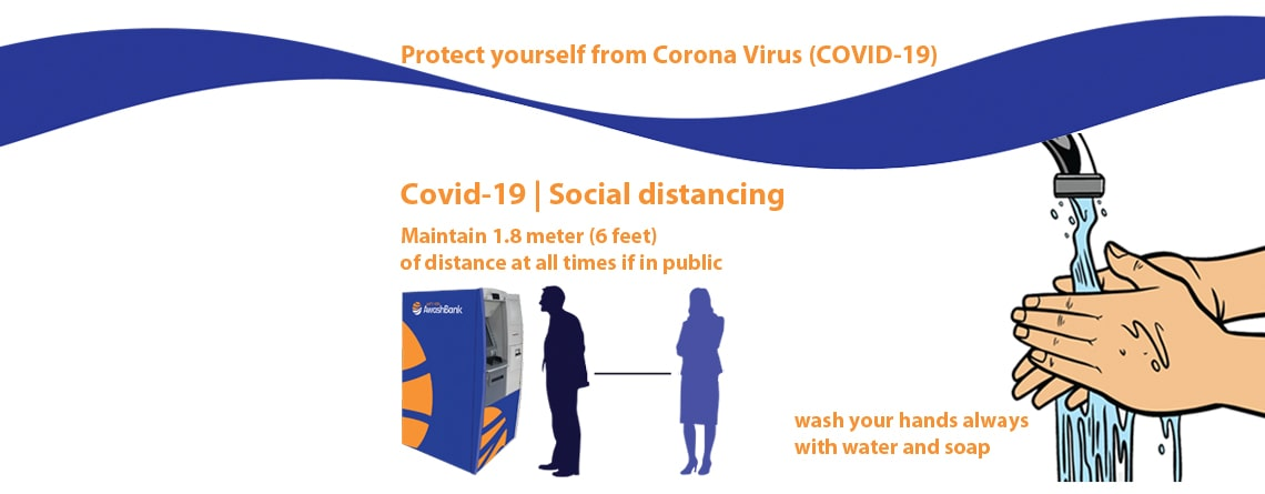 Protect yourself from Corona Virus (Covid-19)